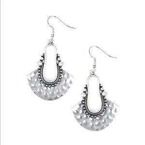 When In Cusco - Silver Earrings